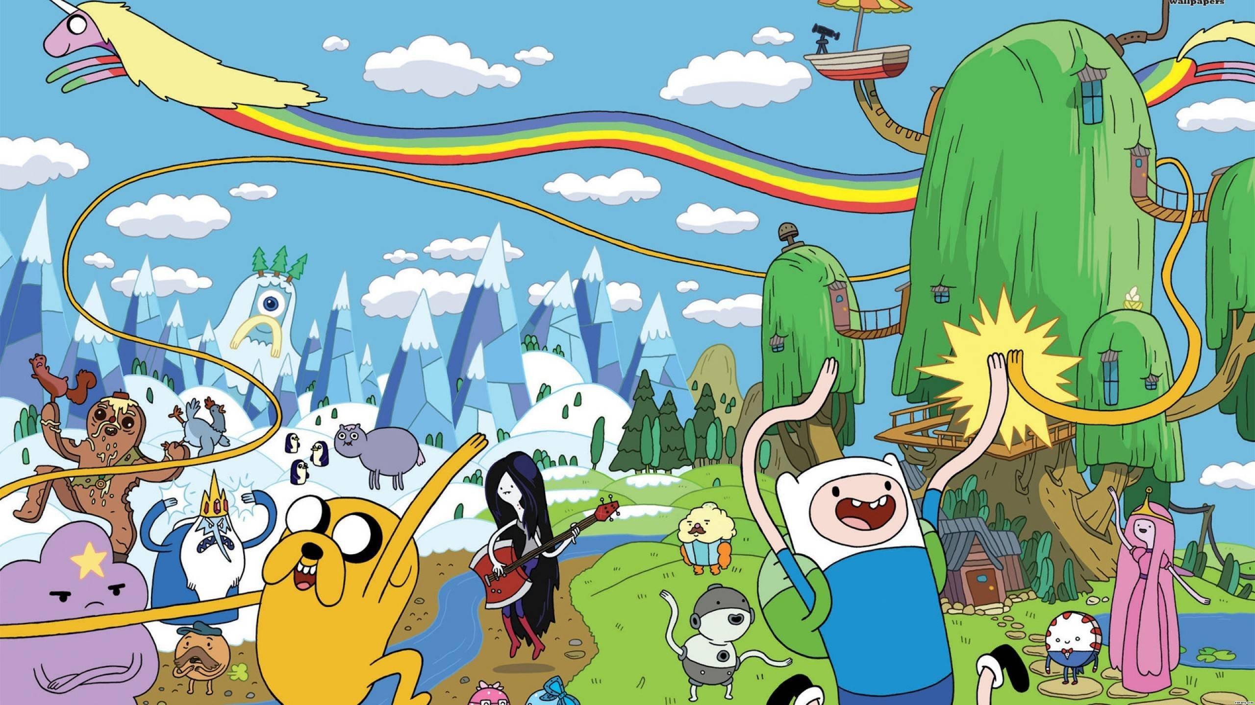 Cartoon Network Wallpaper (74+ pictures)