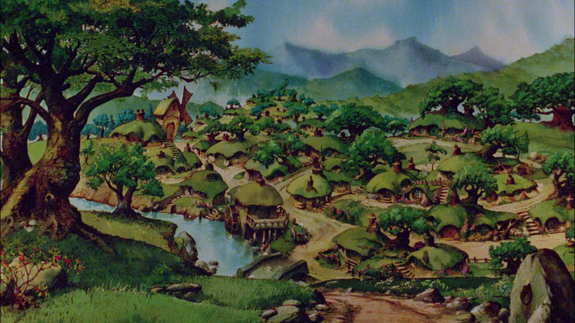 The Shire Wallpapers 68 Pictures