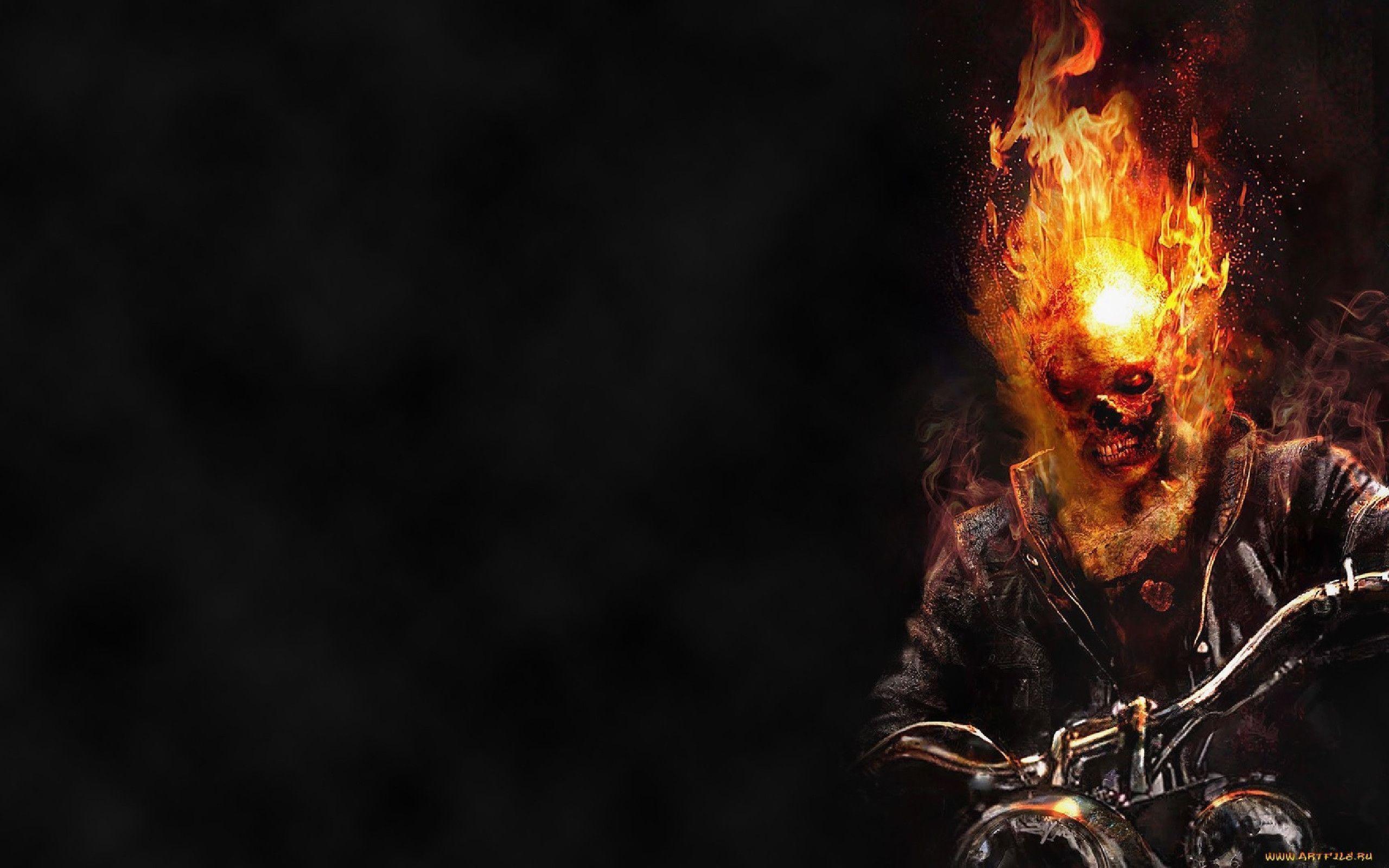 Ghost Rider Desktop Wallpaper (76+ pictures)