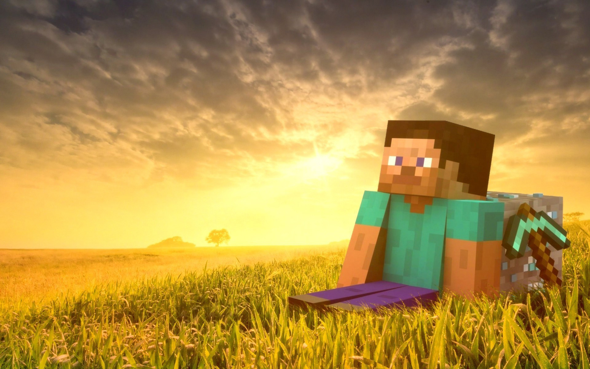 HD Wallpapers of Minecraft (82+ pictures)