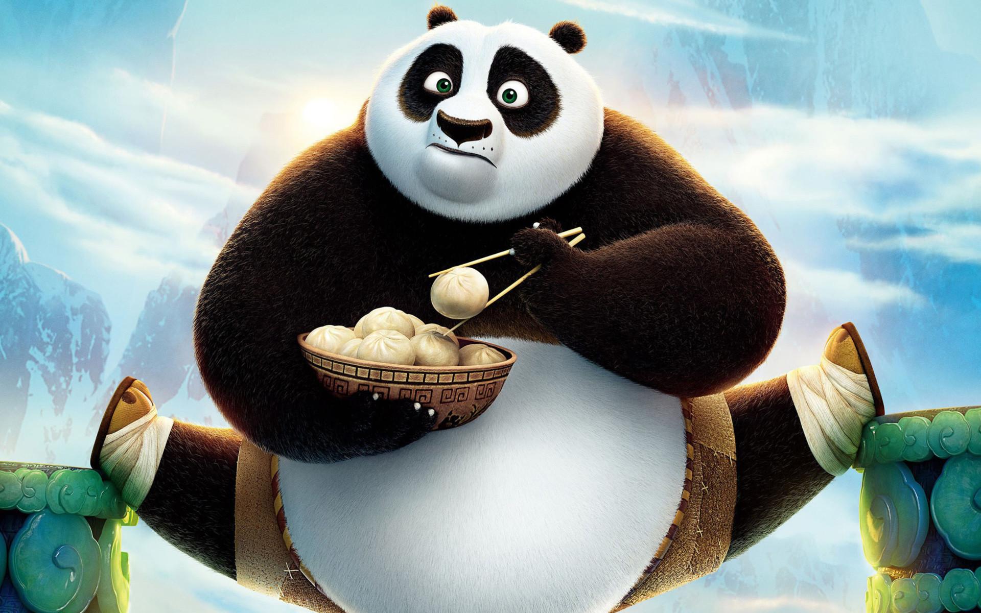 Panda Cartoon Wallpaper (73+ pictures)