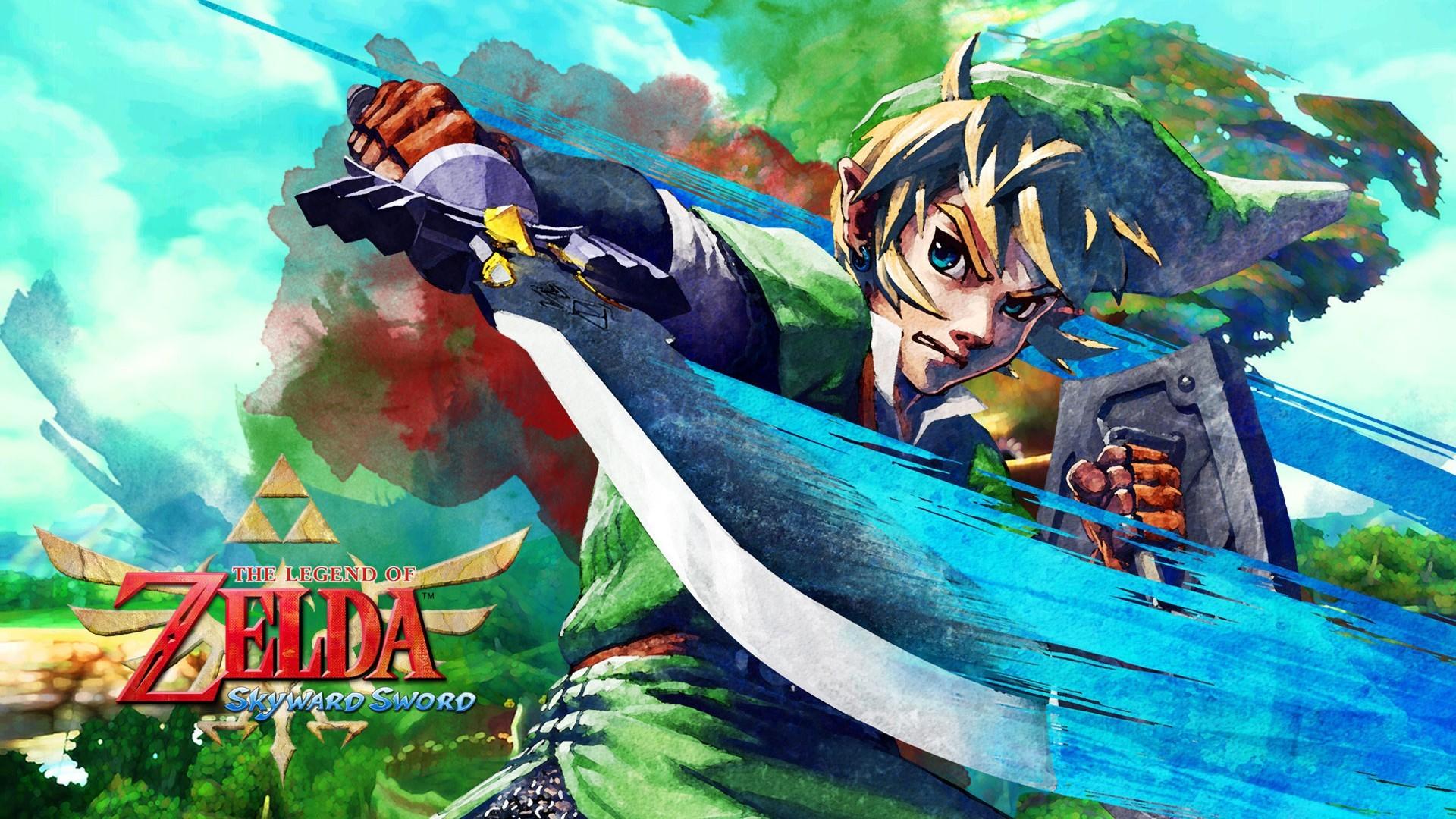 Zelda Skyward Sword Wallpaper 81 Pictures