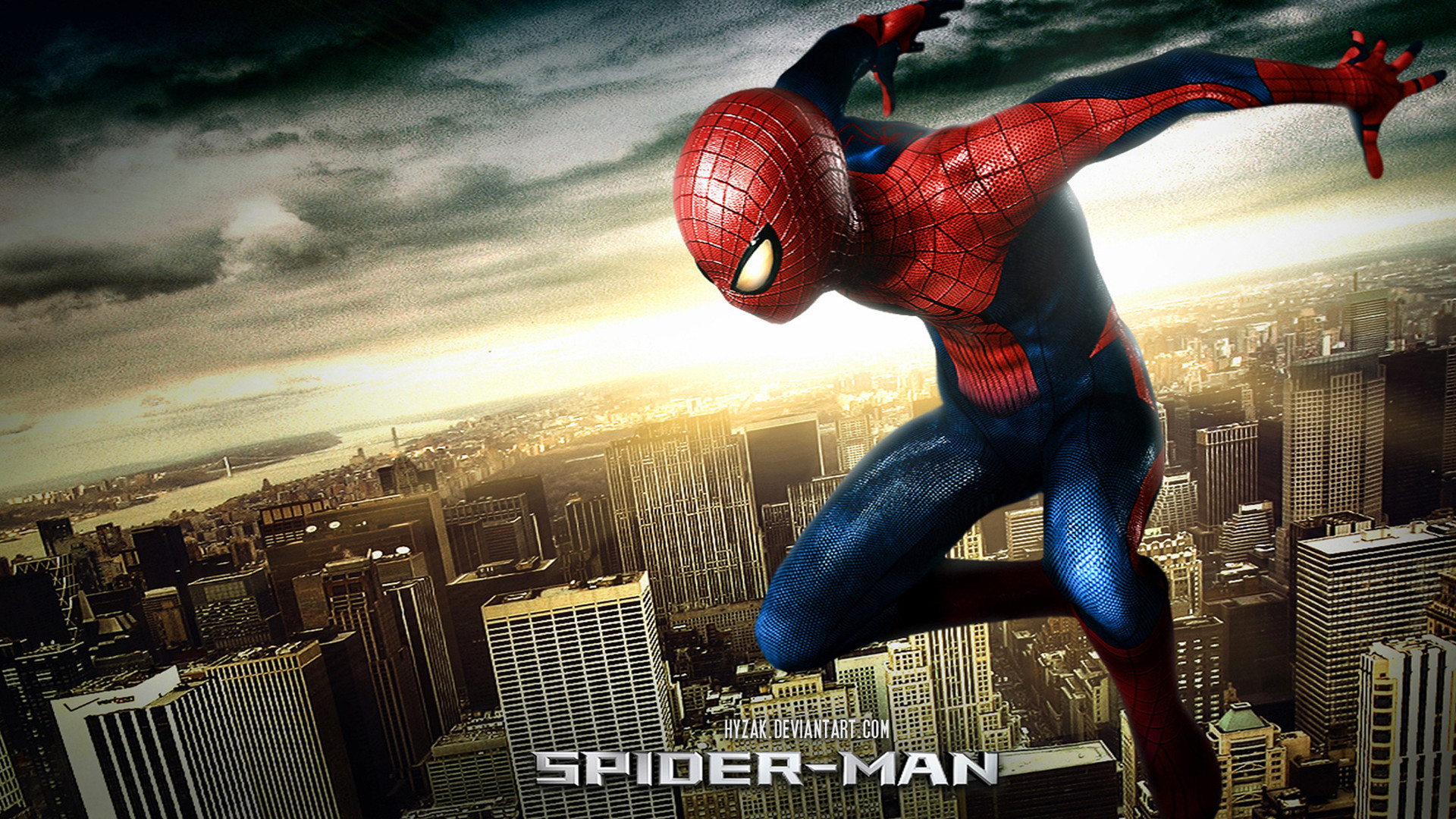 Hd Spiderman Wallpaper 74 Pictures