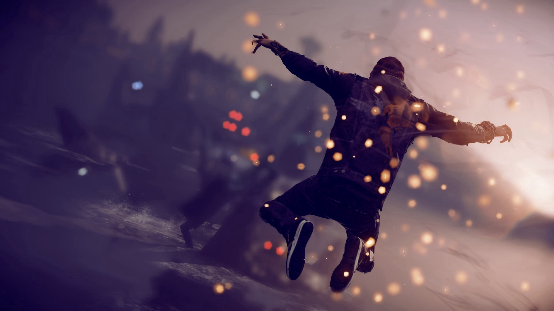Infamous Second Son Wallpapers 84 Pictures