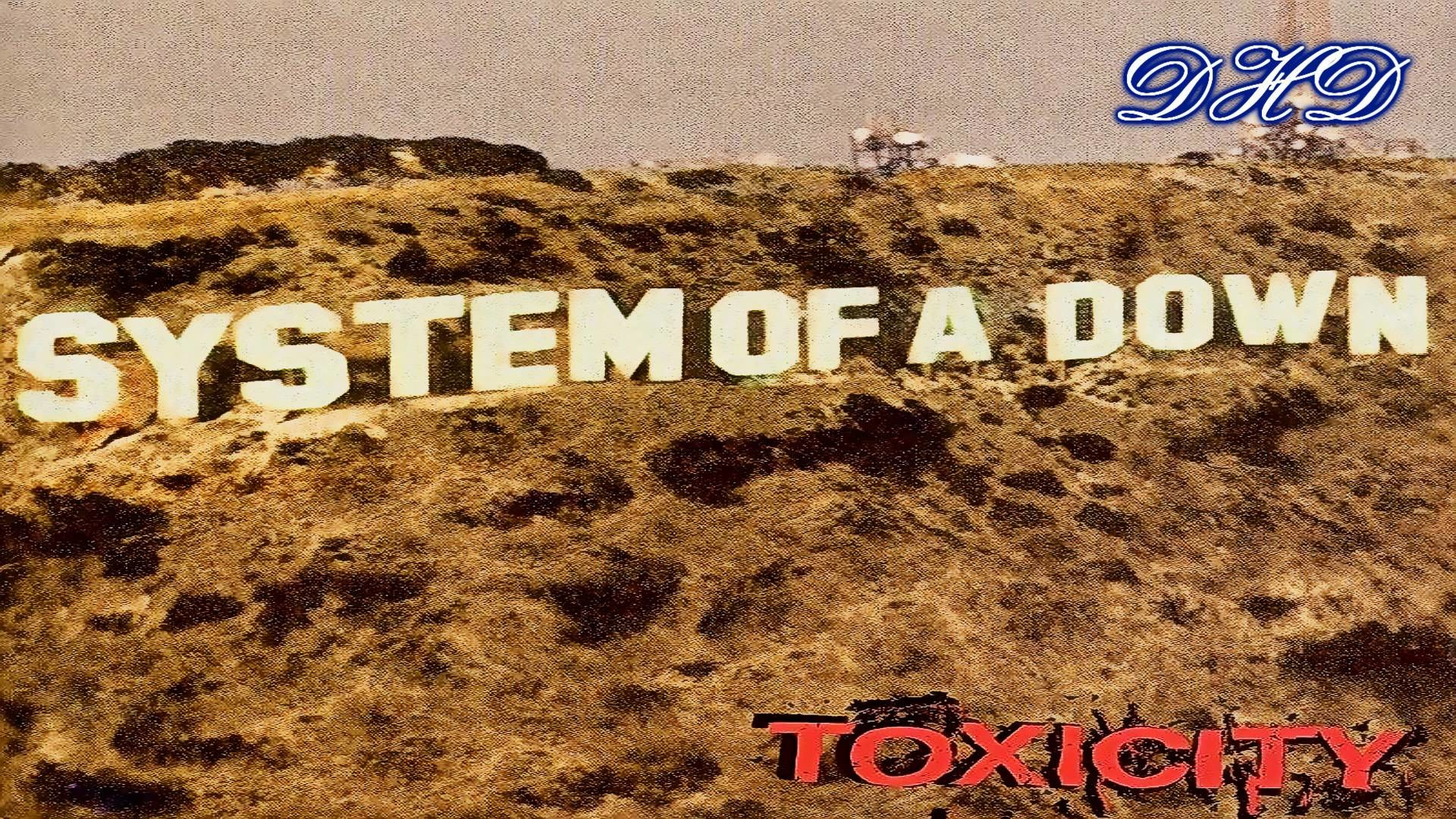 1920x1080 Needles By System Of A Down Toxicity 2