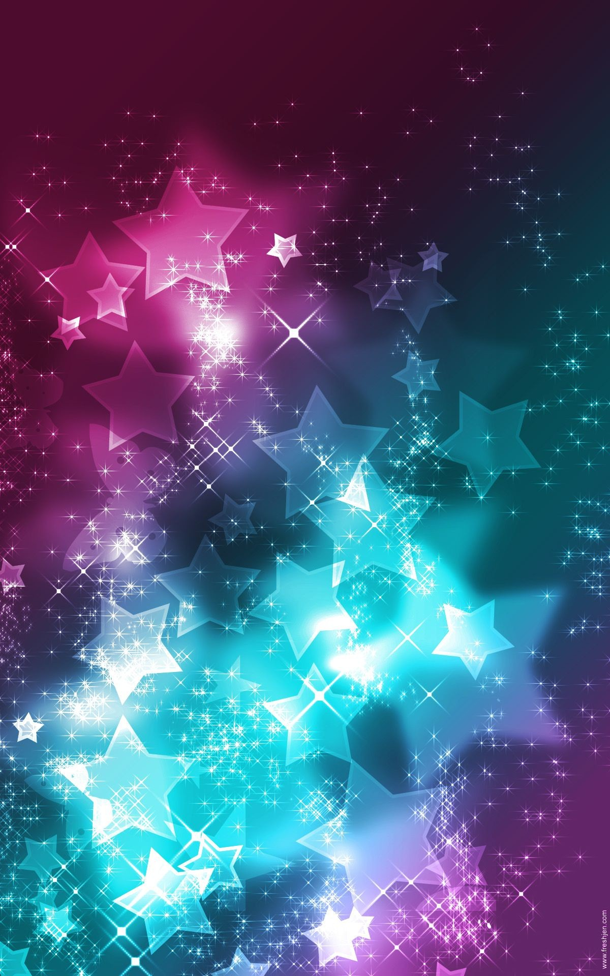 Pink And Purple Star Backgrounds 49 Pictures