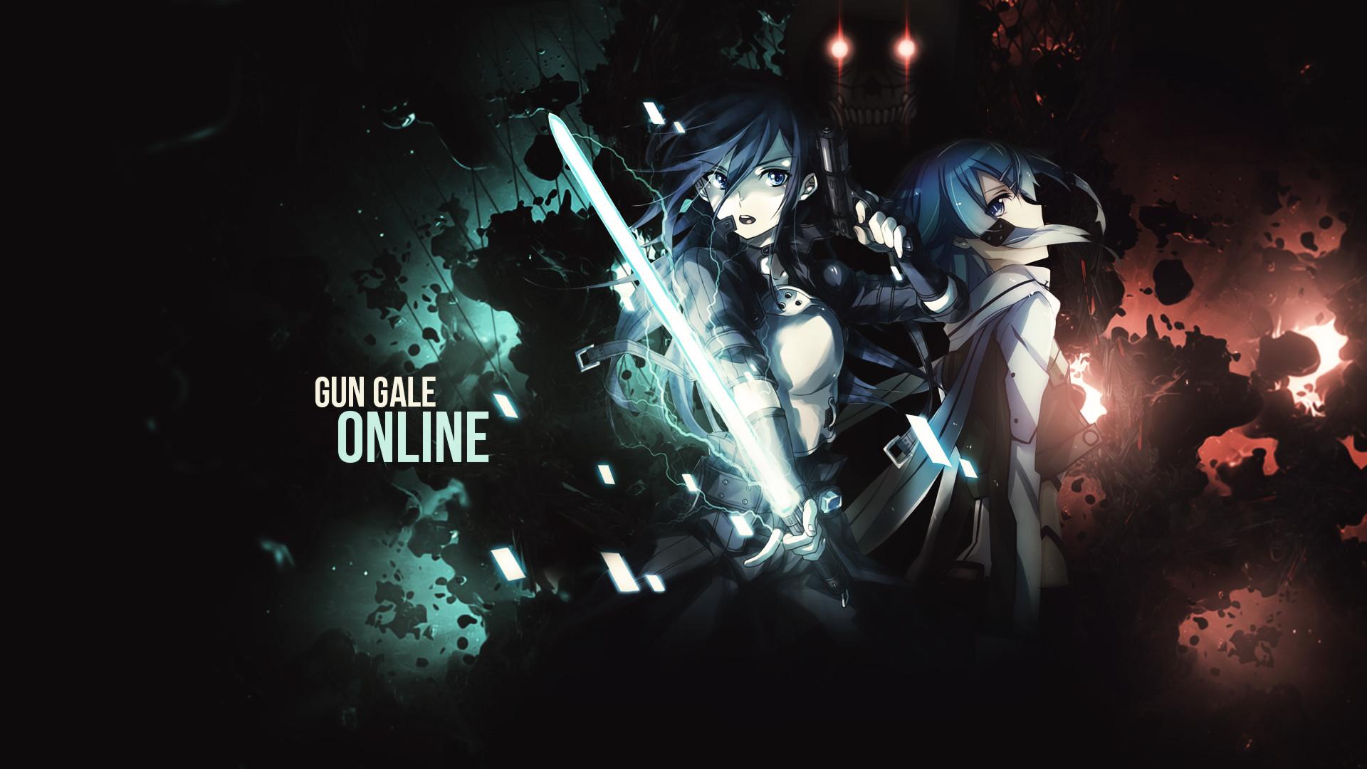 ... Sword Art Online 2 (GGO) Wallpaper by StrengXD 1920x1080