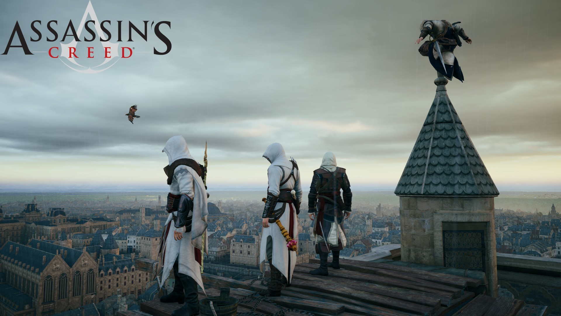 Ezio Wallpaper 79 Pictures