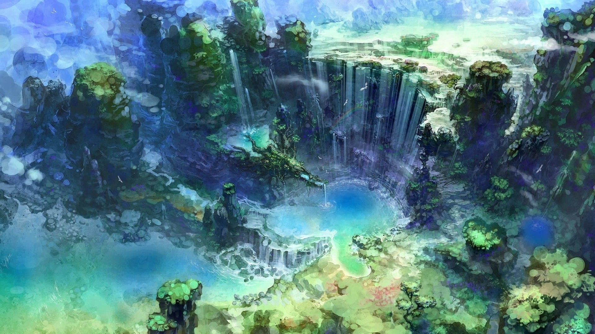 Fantasy Nature Wallpapers 70 Pictures