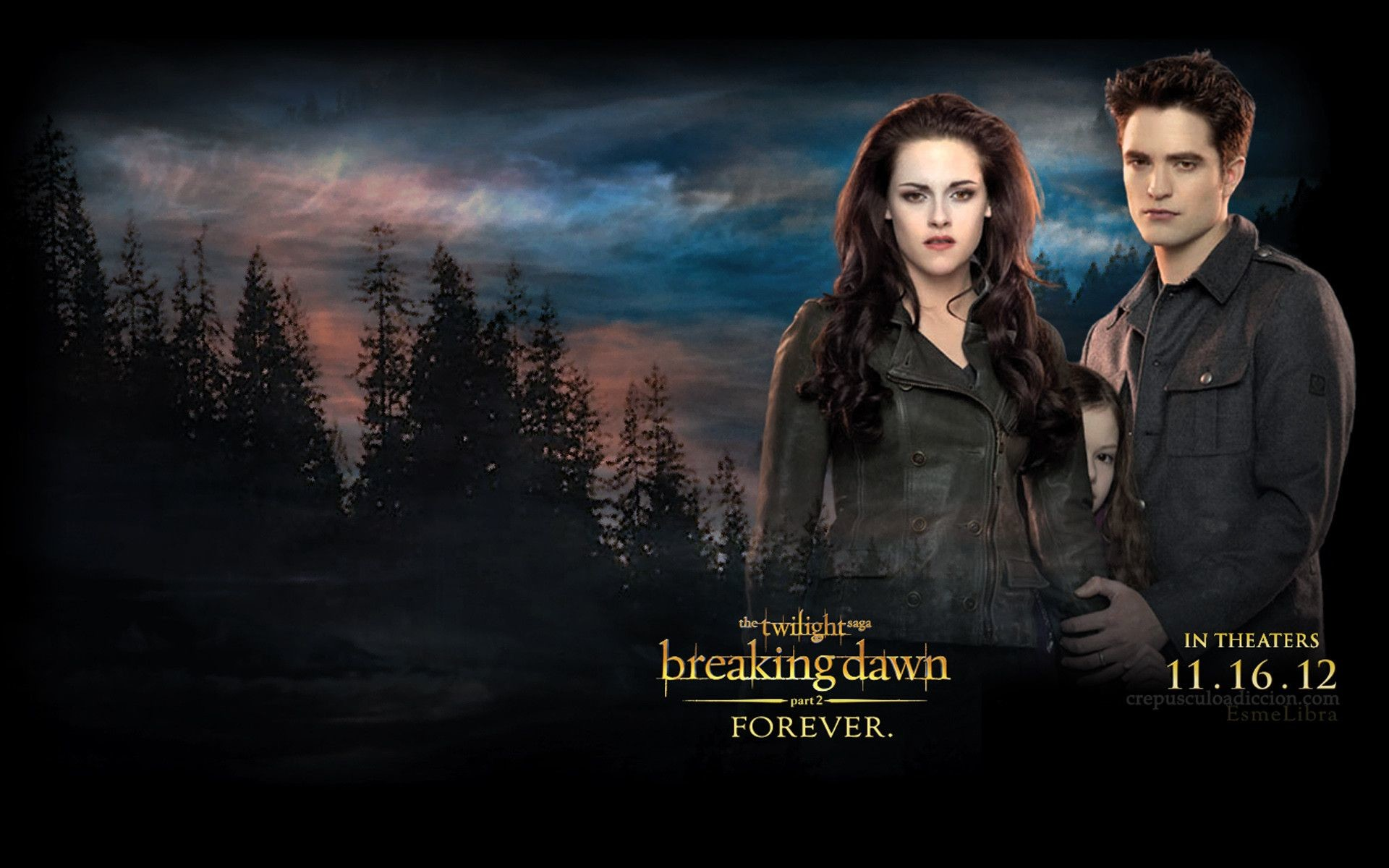 Twilight Saga Braking Dawn Part wallpapers Twilight Saga