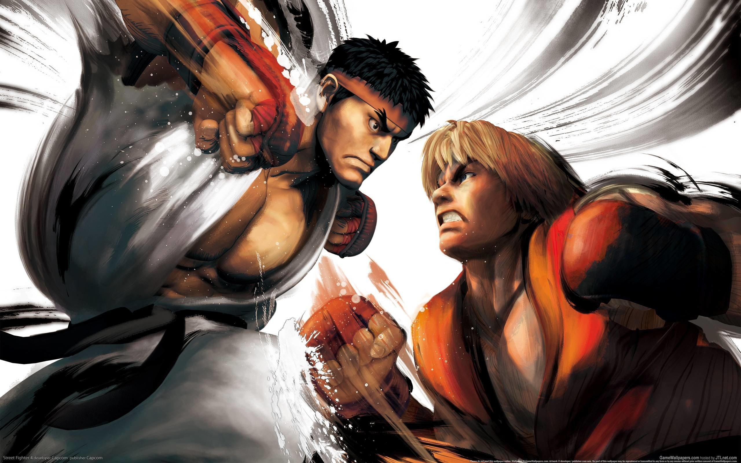 Super Street Fighter 4 Wallpaper 59 Pictures