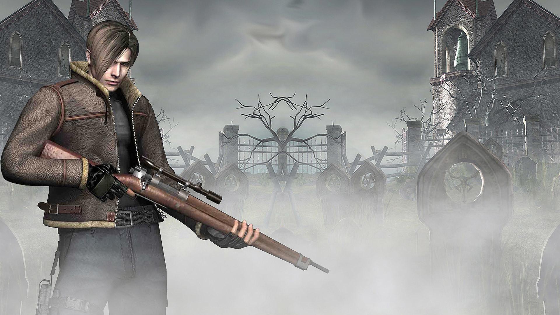 Resident Evil 4 Leon Wallpaper (65+ pictures)