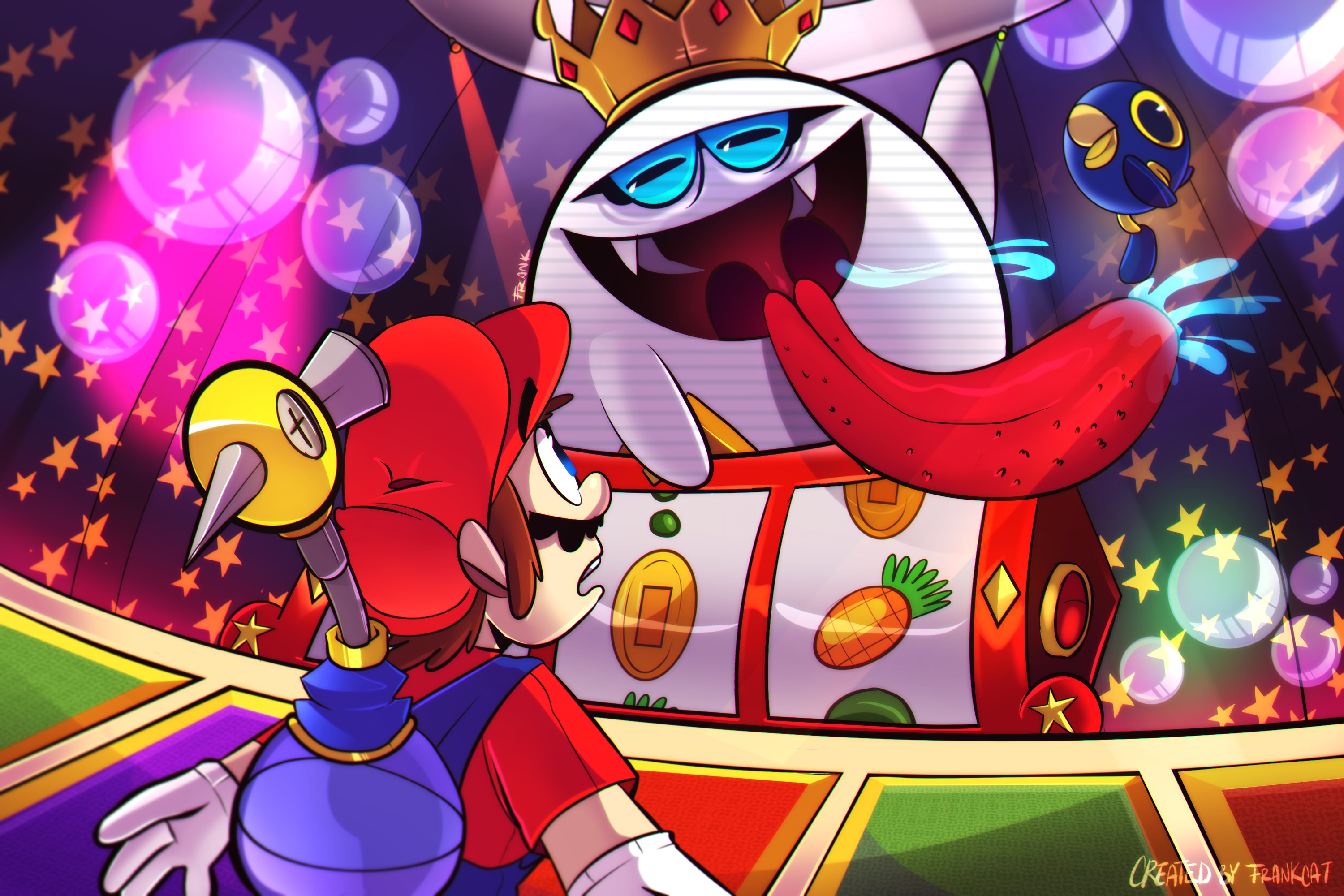 King Boo Mario Wallpaper 65 Pictures