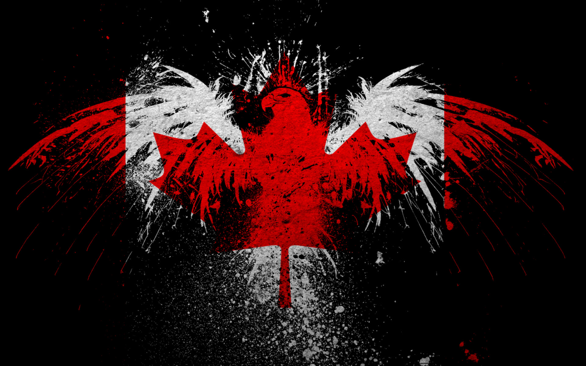 Canada Flag Wallpapers 65 Pictures