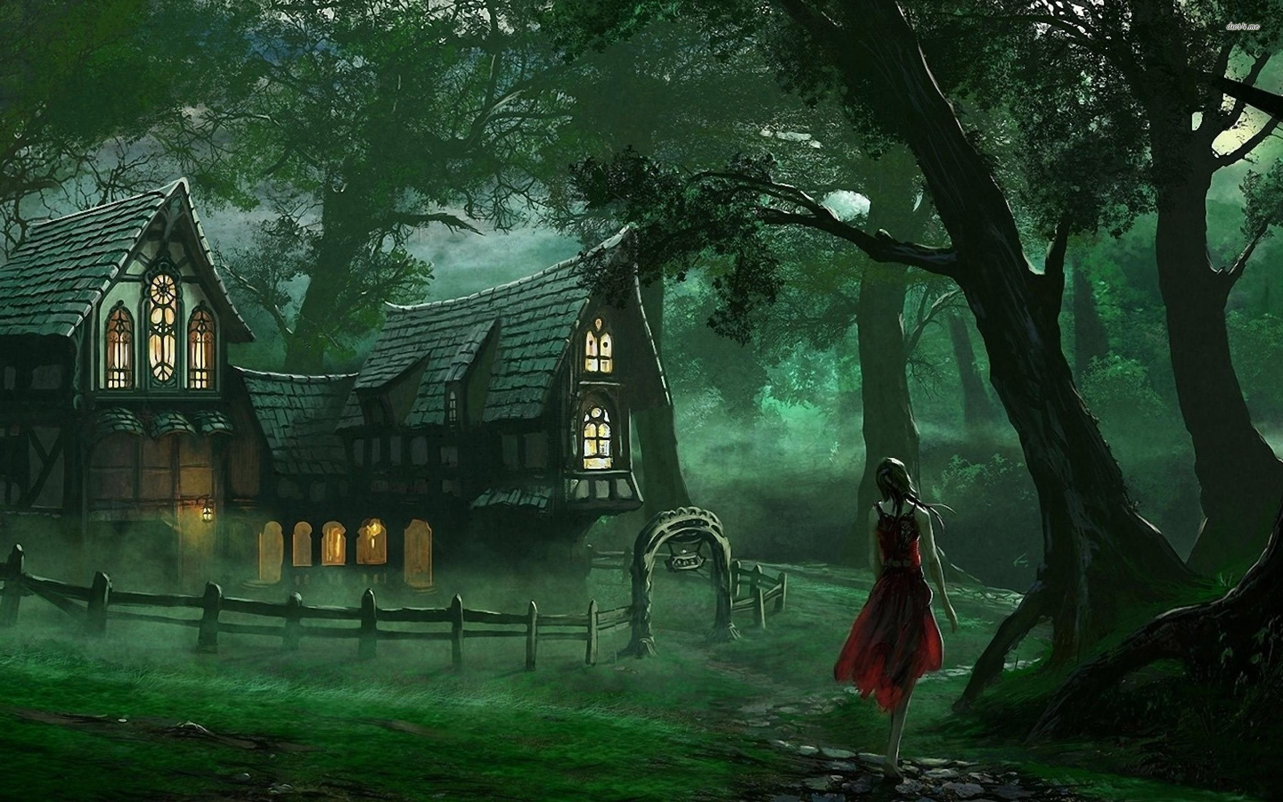 Red Riding Hood Wallpaper 83 Pictures