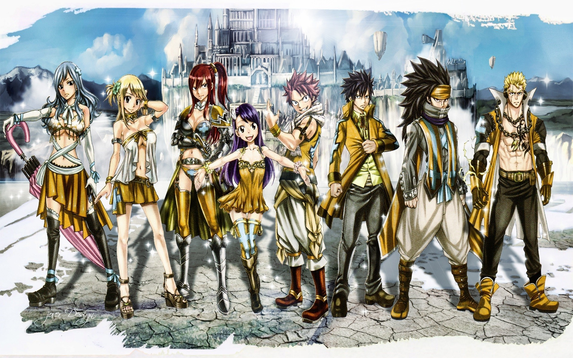 Fairy Tail Wallpaper Hd Phone Top Anime Wallpaper