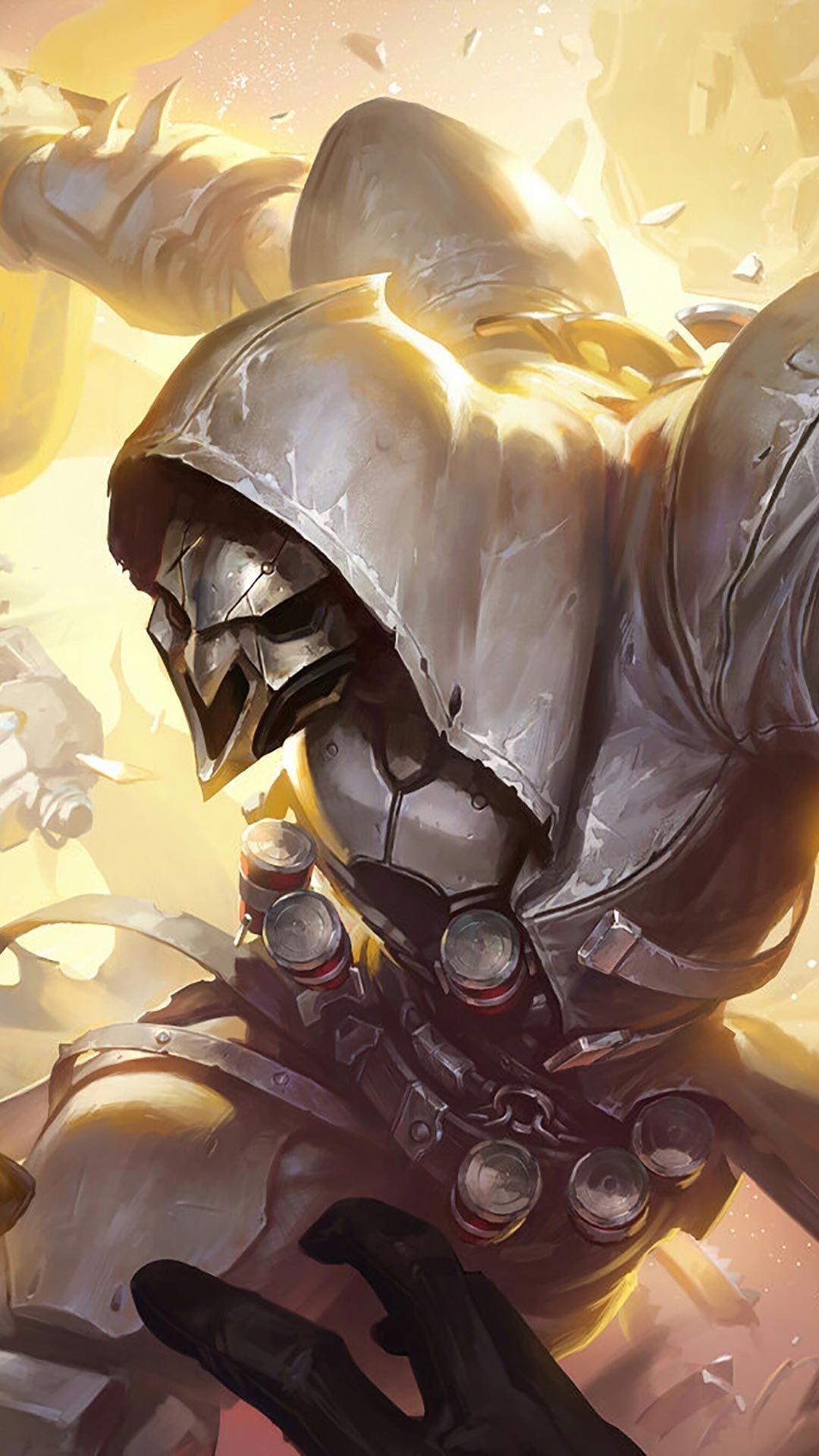 Reaper Overwatch Wallpapers 69 Pictures