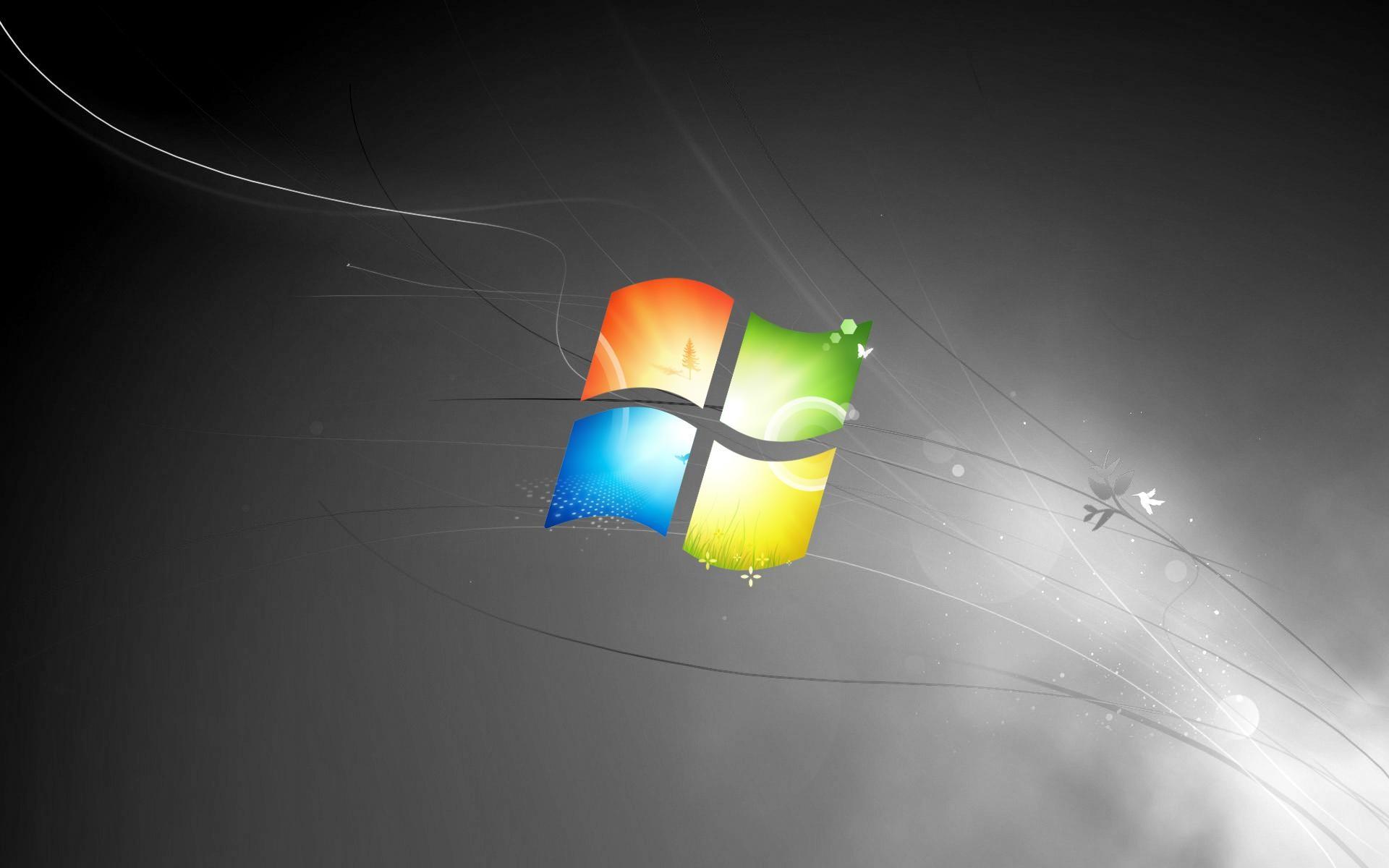 Black Windows 7 Wallpaper 69 Pictures