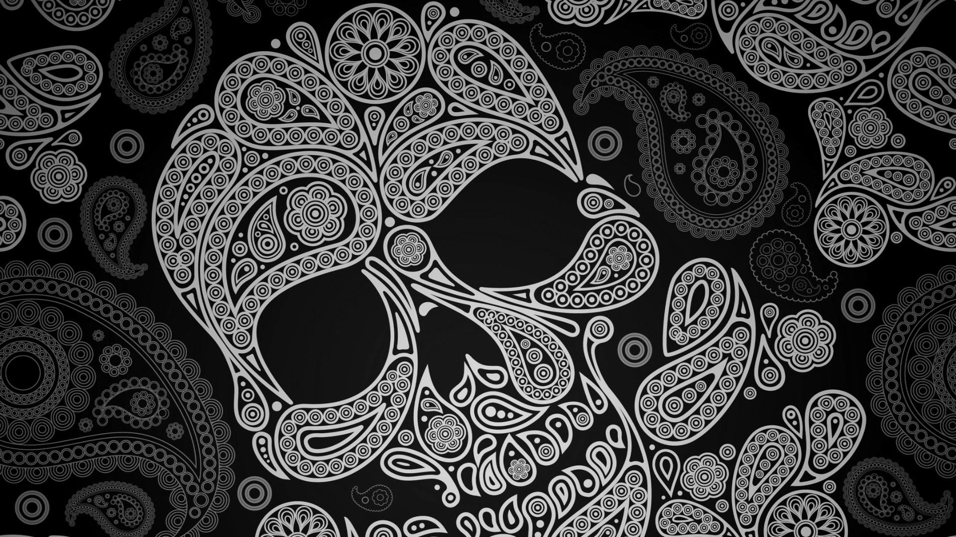 Skulls Wallpapers 41 Pictures