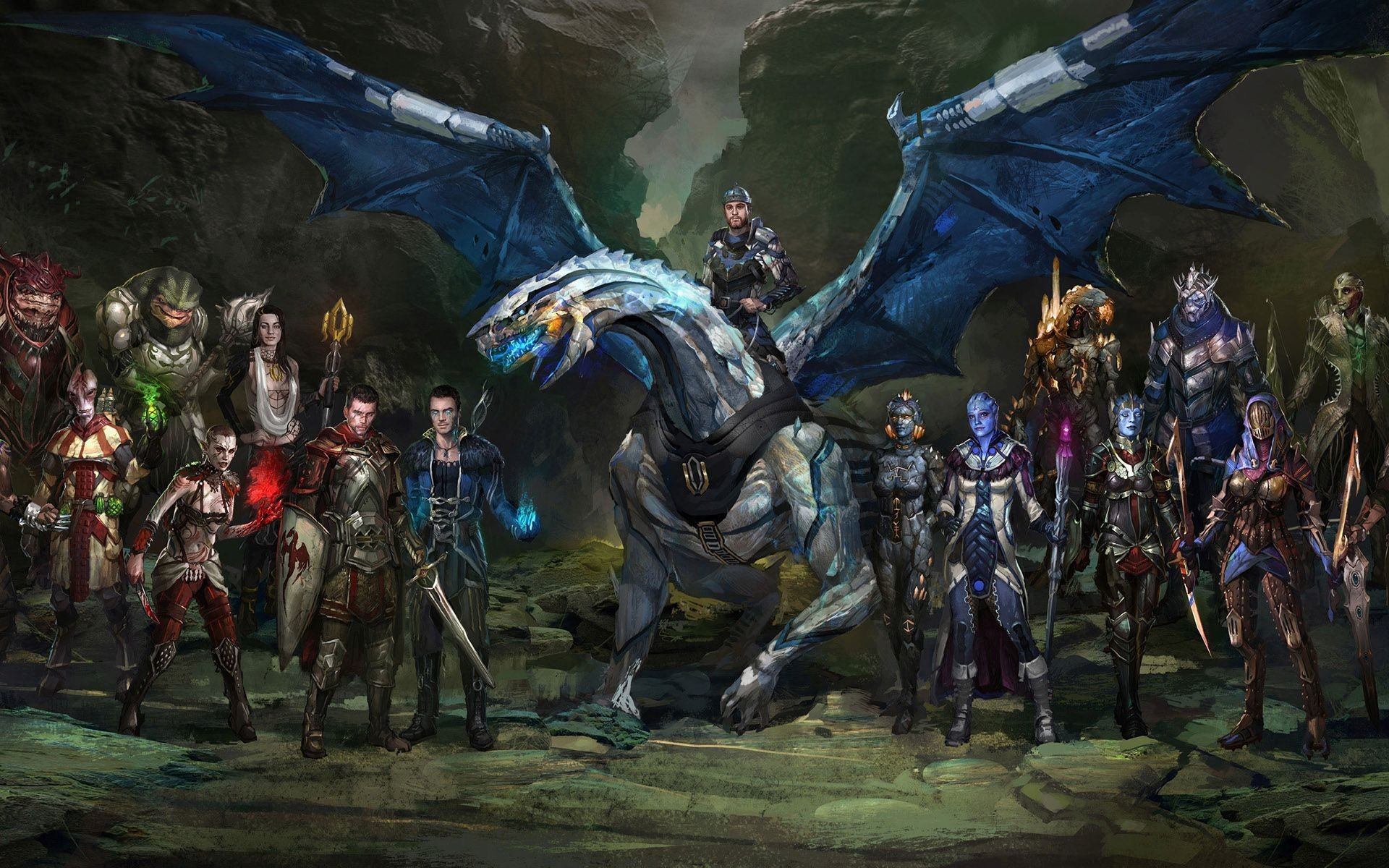 Dragon Age Wallpaper 86 Pictures