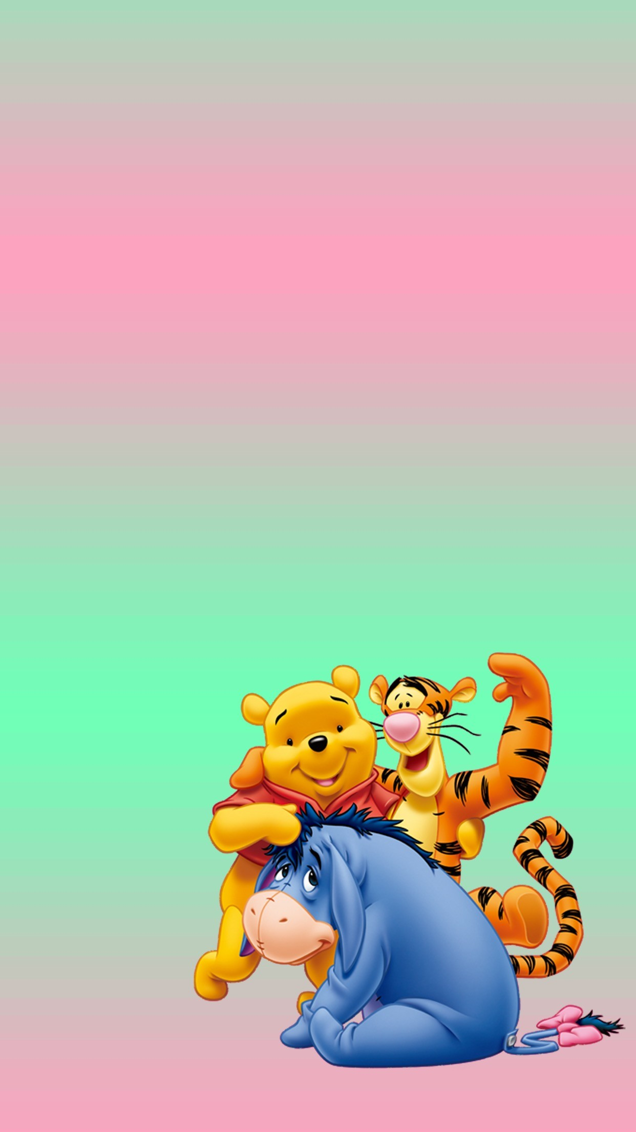 Winnie The Pooh And Friends Wallpaper 58 Pictures